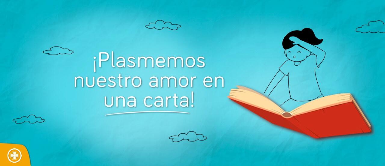 ¡Plasmemos nuestro amor en una carta!