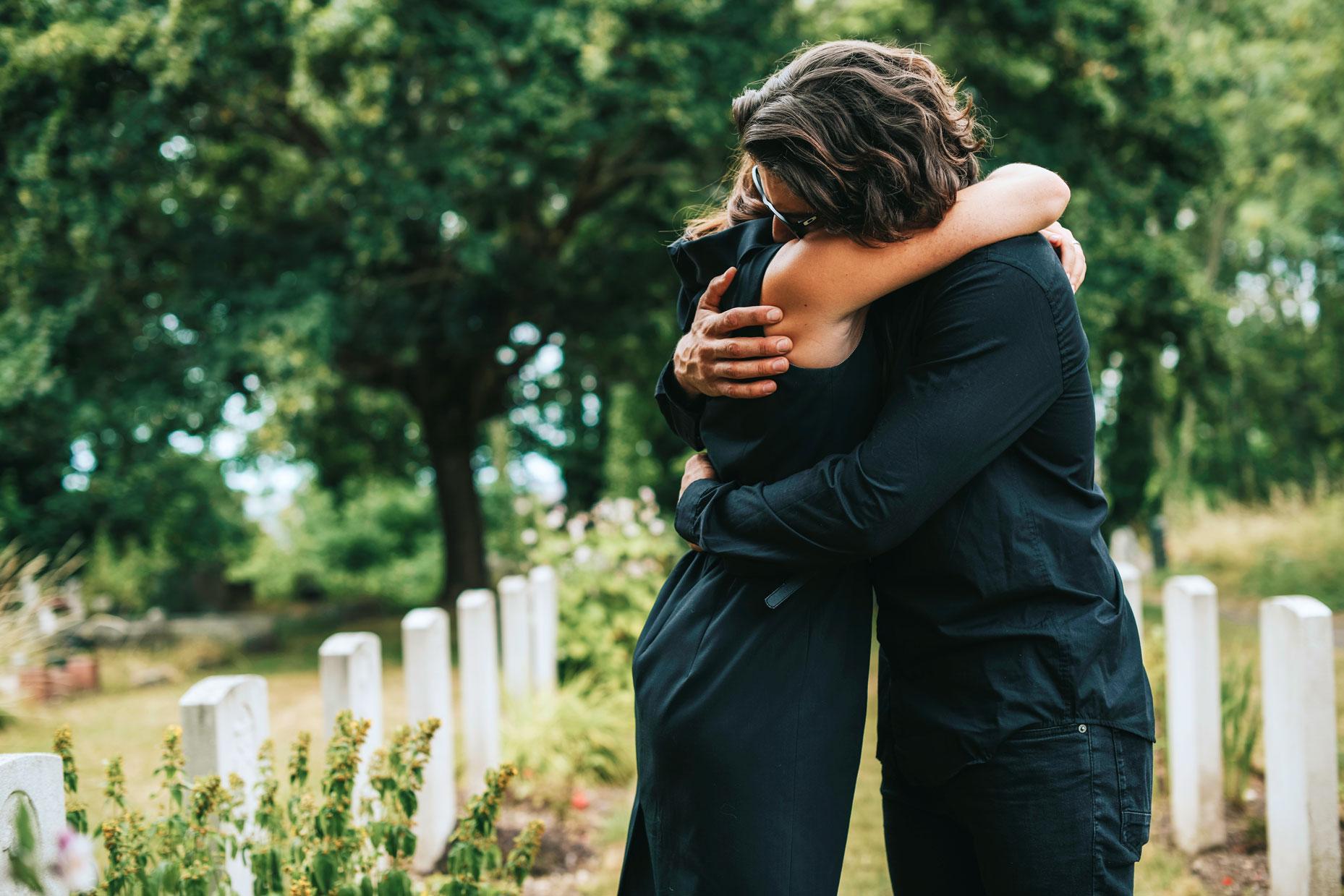 Las claves para superar la muerte de un ser querido